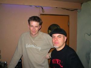 Lubi & Adrian Gibson 2006