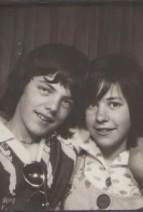 Lubi & Ruth 1974