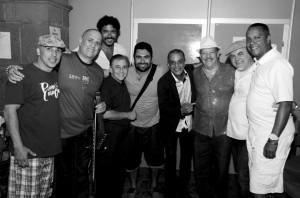 Lubi & salsa heroes Barcelona 2012