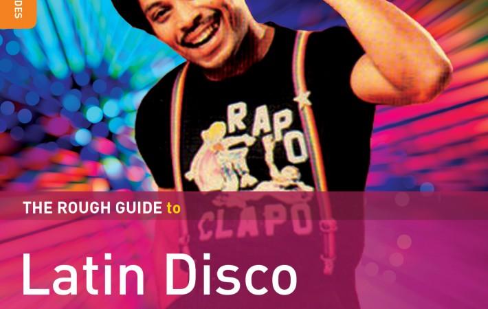 Rough Guide To Latin Disco cover