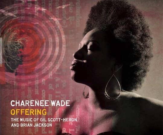Charenee Wade album cover